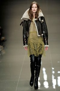 TOP FALL 2010 TRENDS:  #7 SHEARLING