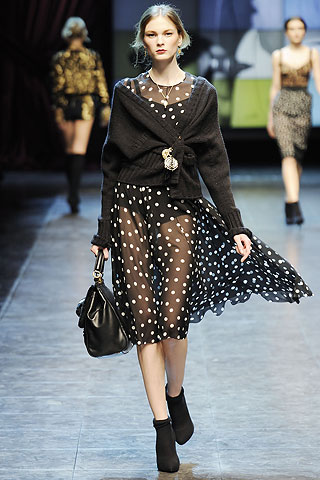 TREND ALERT:  FALL 2010 – POLKADOTS and MOONBEAMS