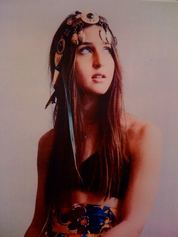 ACCESSORIES TREND ALERT:  GYPSY HEADGEAR