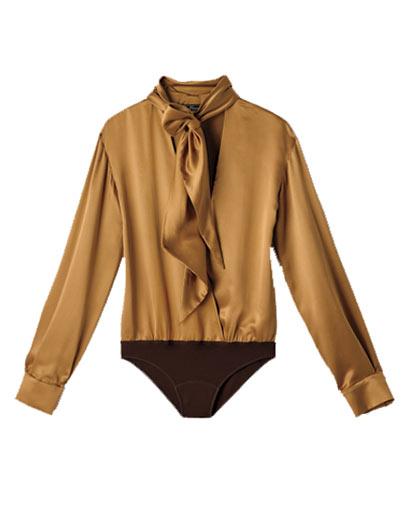 blouse by Salvatore Ferragamo