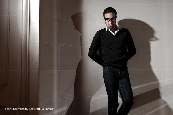 Designer Pedro Lourenco
