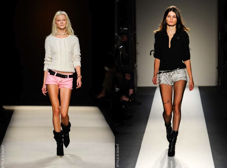 BALMAIN & ISABEL MARANT SPRING 2011: The Future of Fashion?