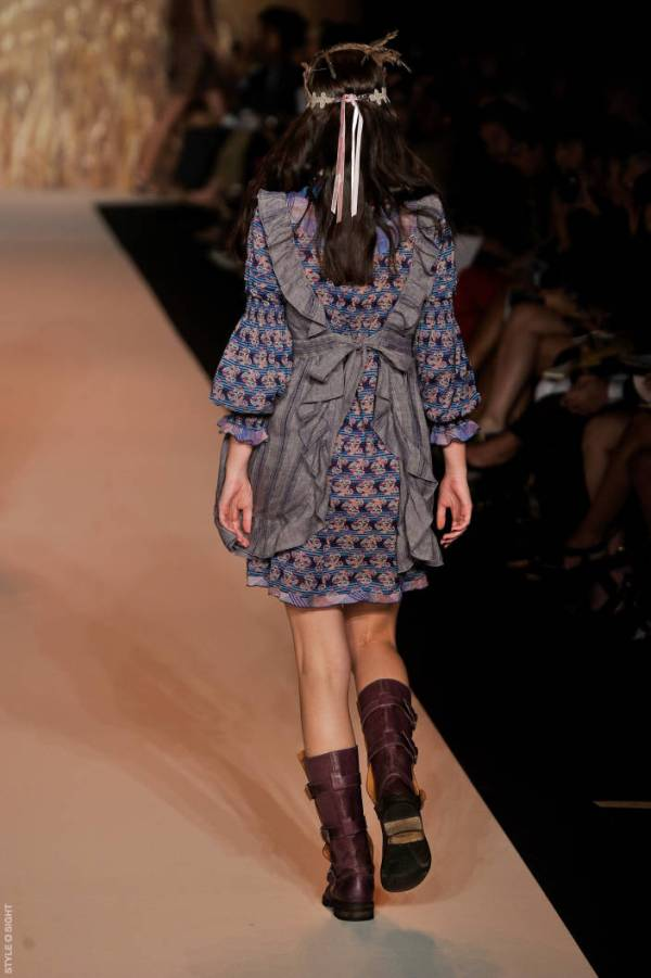 Spring/Summer 2011 Anna Sui