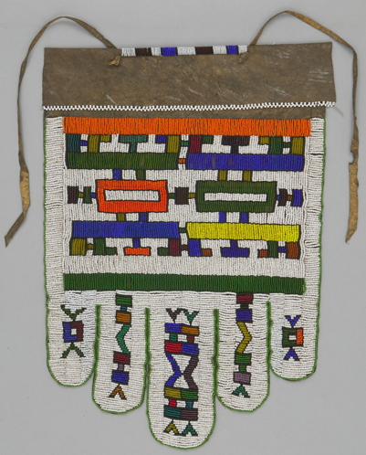 Apron from Africa, late 20th century