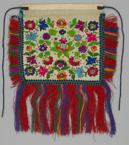 Apron from Eastern Europe, late 19th century