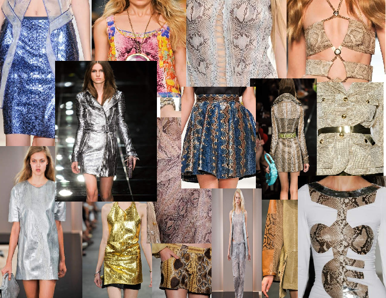 SPRING/SUMMER 2011 TOP 10 TRENDS: #9 PREDATOR PRINTS