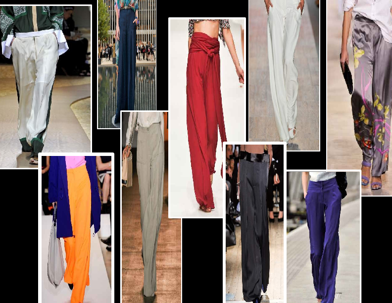 SPRING/SUMMER 2011 TOP 10 TRENDS:  #5 TROUSERS