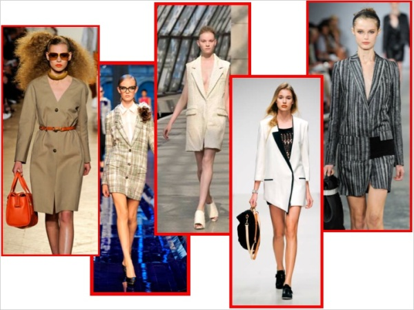 From the Spring 2011 runways of Marc by Marc Jacobs, Simone Rocha, Jaeger and Reed Krakoff