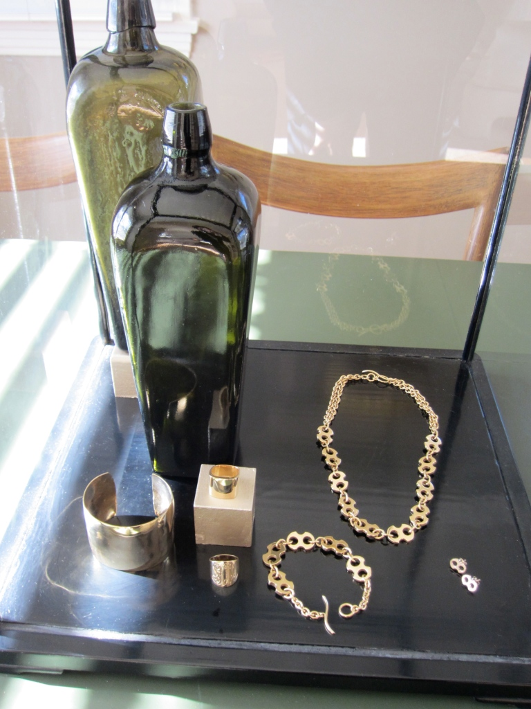 BEHIND THE COLLECTION:  MANNIN FINE JEWELRY