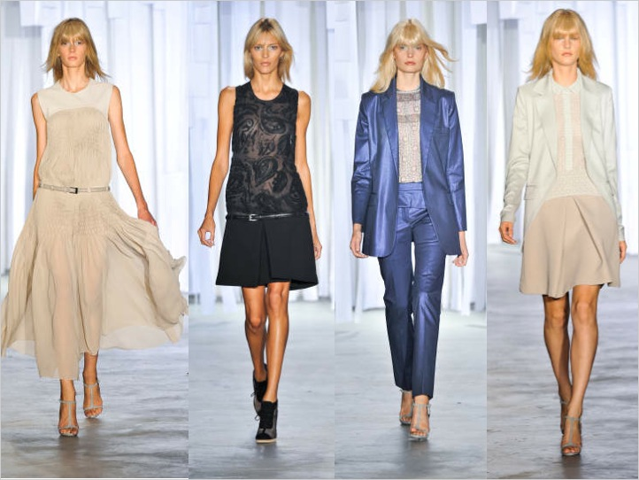 "NYC FALL 2011 COLLECTIONS:  ""ONE'S TO WATCH"""