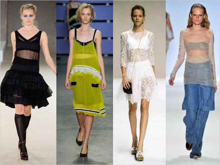 TREND ALERT:  A FOCUS ON UNDERGARMENTS