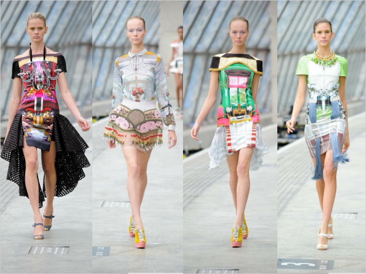 LONDON FALL 2011:  ONES TO WATCH