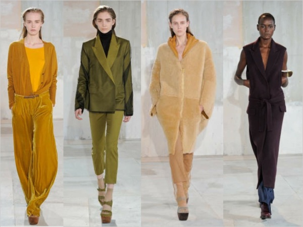 Acne Fall 2011 collection
