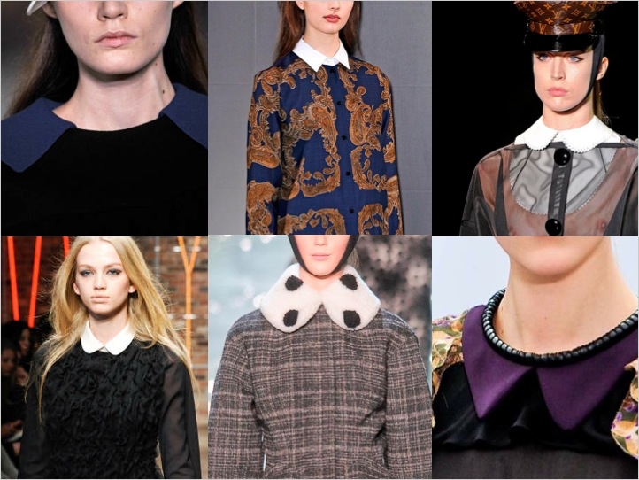 FALL 2011 TREND ALERT:  PETER PAN COLLARS