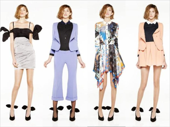 PARIS FALL 2011:  ONES TO WATCH