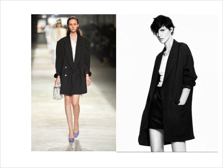 HIGH/LOW INTERPRETATIONS OF SPRING'S MINIMALISM TREND