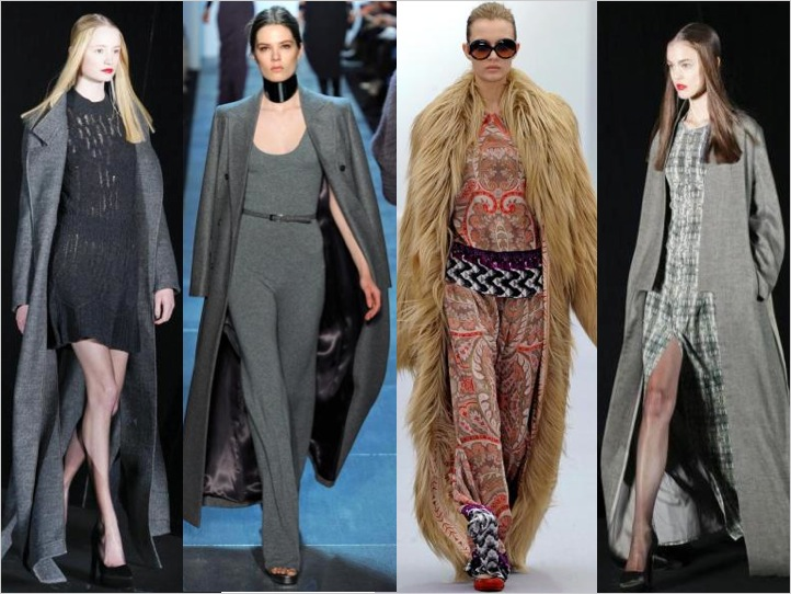 FALL 2011 TREND ALERT: EXTRA LONG COATS – The Sche Report by