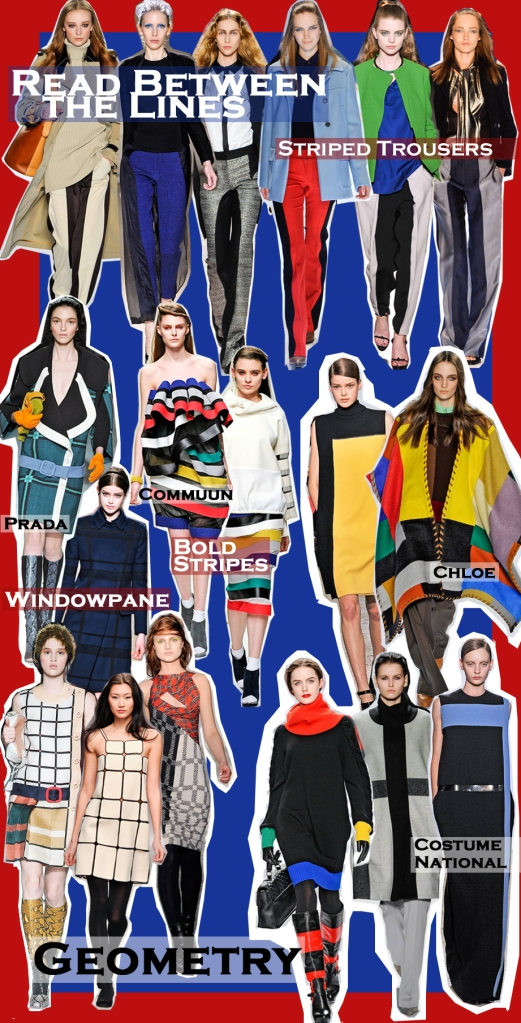 FALL 2011 TOP 10 TRENDS:  #4 READ BETWEEN THE LINES