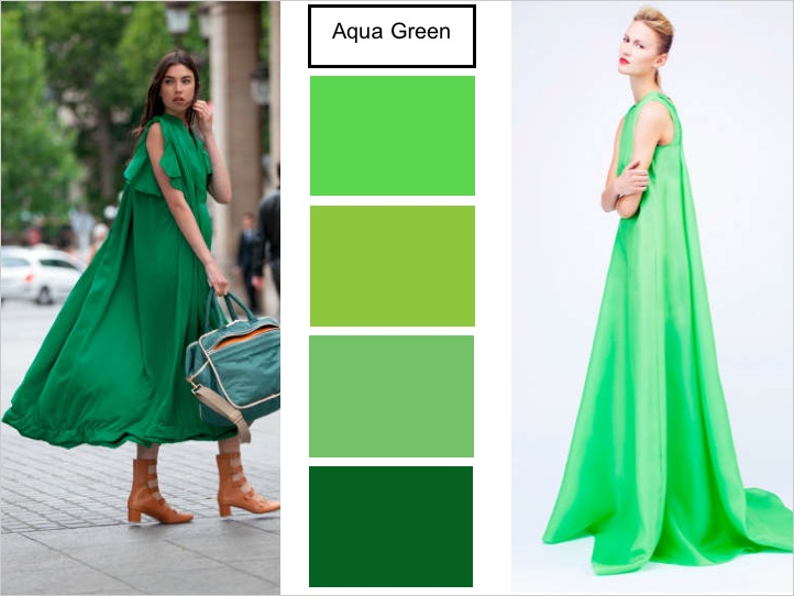 SPRING 2012 COLOR PALETTE FORECAST