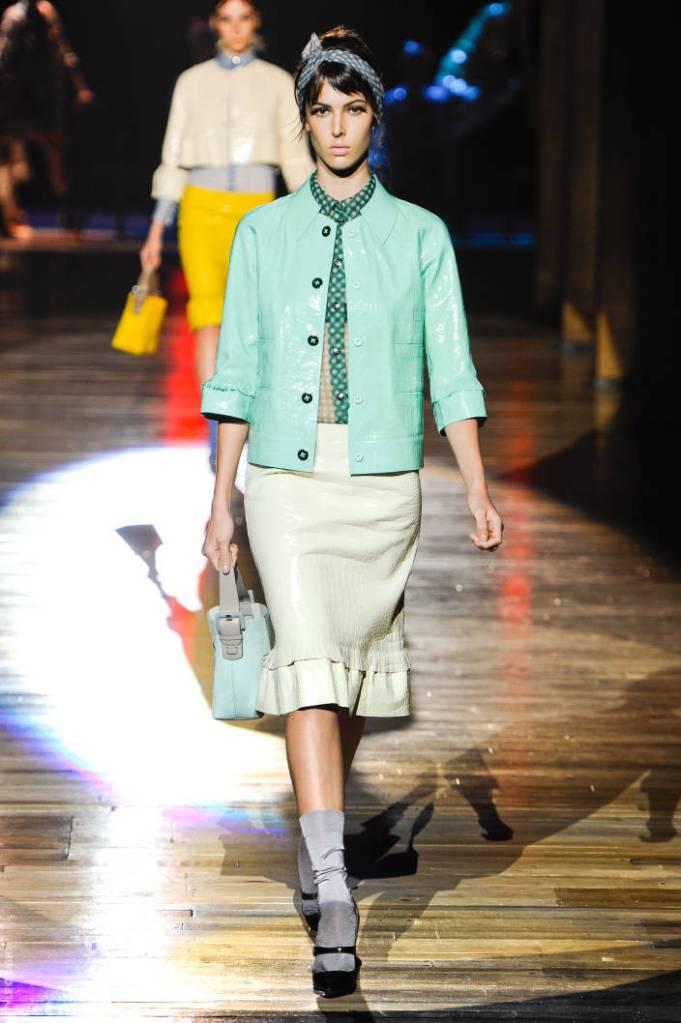 SPRING 2012 TREND ALERT: RETRO LADYLIKE DRESSING