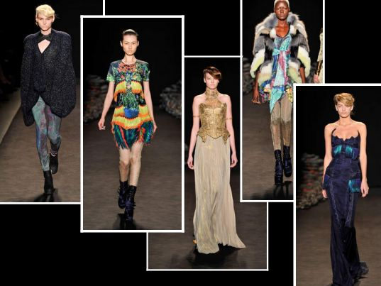 """NYFW SPRING 2012 COLLECTIONS: """"ONES TO WATCH"""""""
