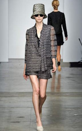 NYFW LOOK OF THE DAY: DAY 1