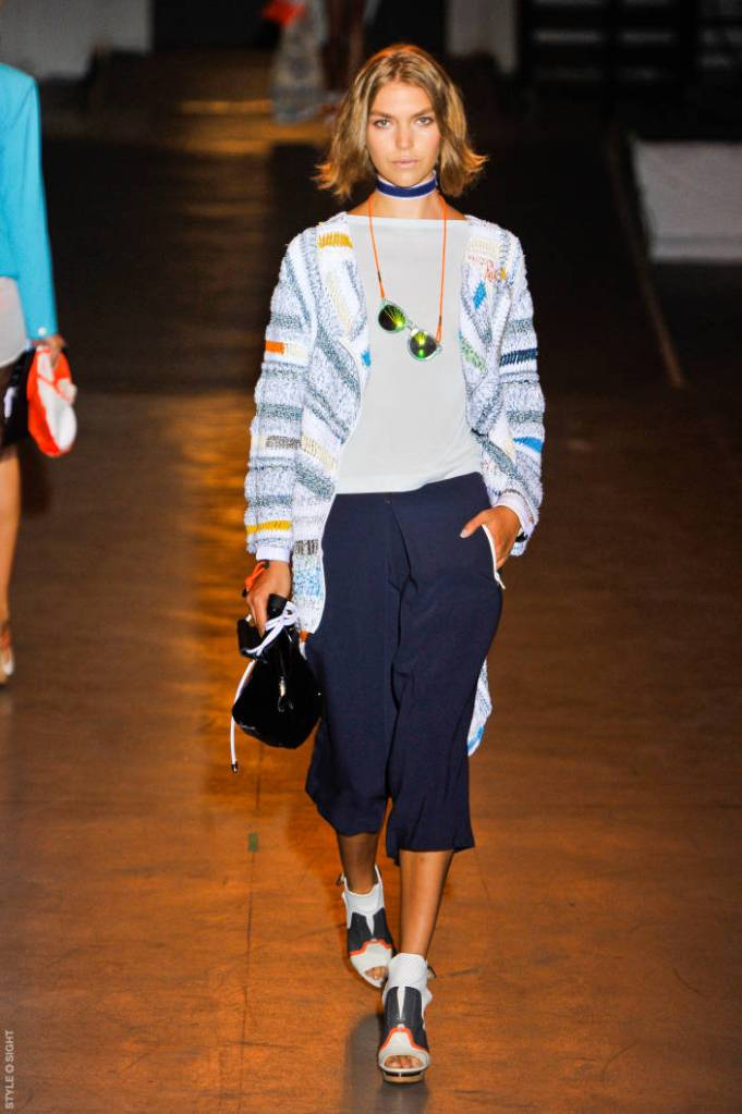 NYFW LOOK OF THE DAY:  DAY 3
