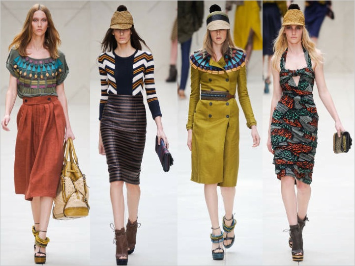 S/S 2012 LONDON TOP 5 COLLECTIONS