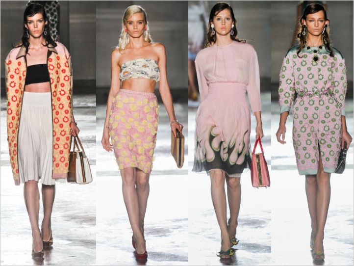 S/S 2012 MILAN TOP 5 COLLECTIONS
