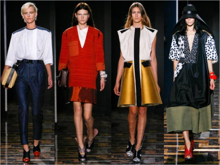 S/S 2012 PARIS TOP 5 COLLECTIONS