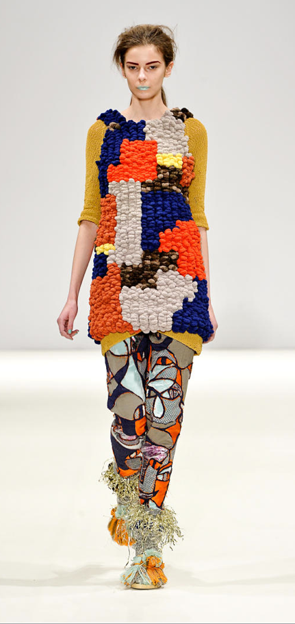 LEUTTON POSTLE: LONDON F/W 2012