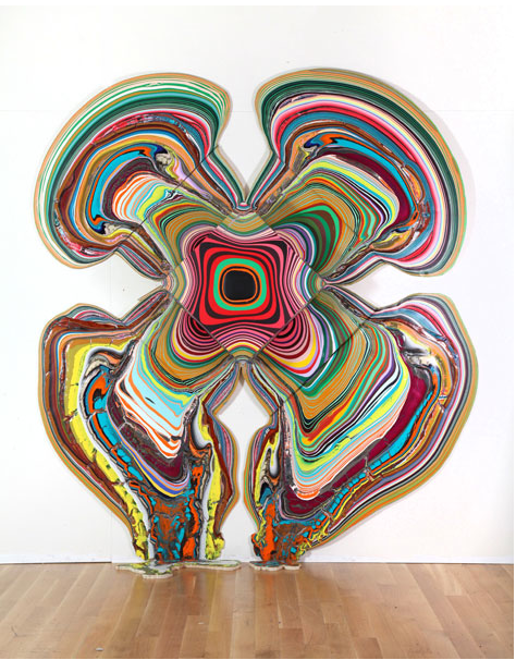 KALEIDOSCOPE OF COLOR:  HOLTON ROWER