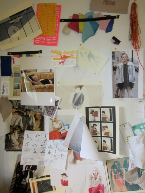 Another inspiration board