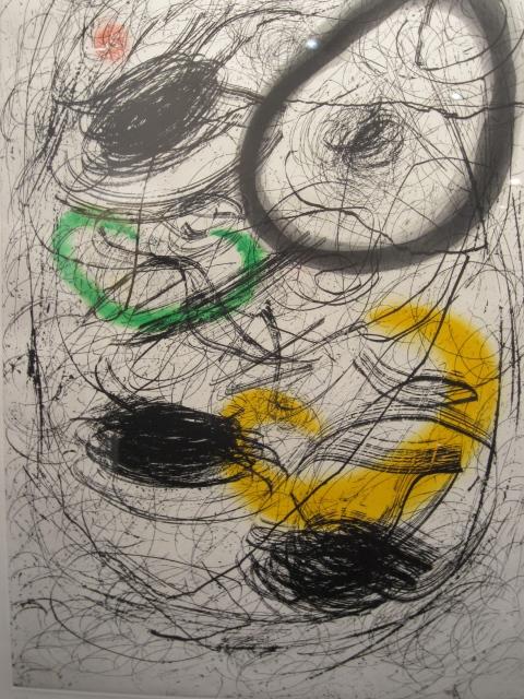 Joan Miro, 1963