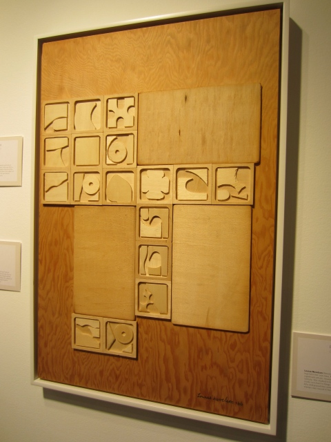 The amazing and legendary Louise Nevelson; 1966
