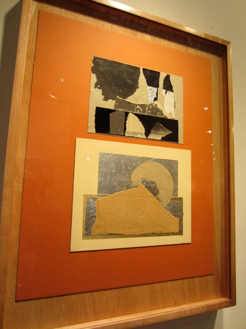 Another Louise Nevelson; 1971