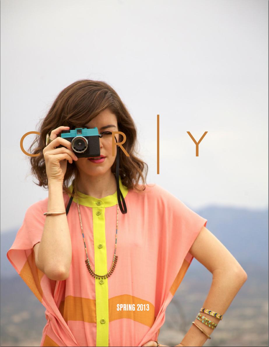 COREY BY COREY LYNN CALTER: SPRING 2013