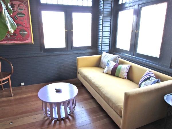 Sitting room/sun room