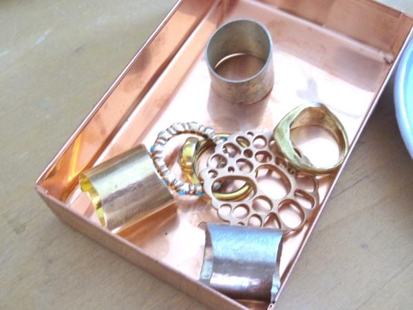 A sampling of rings