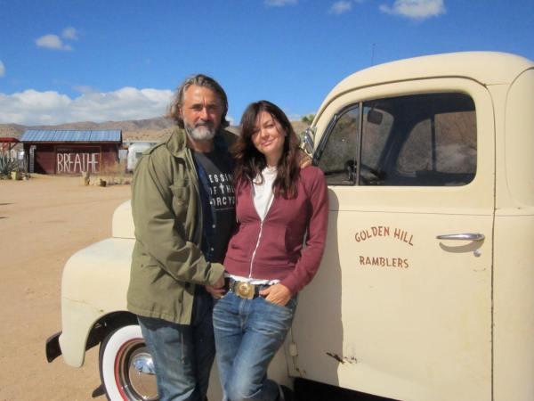 David Coury and Angie Bruyere