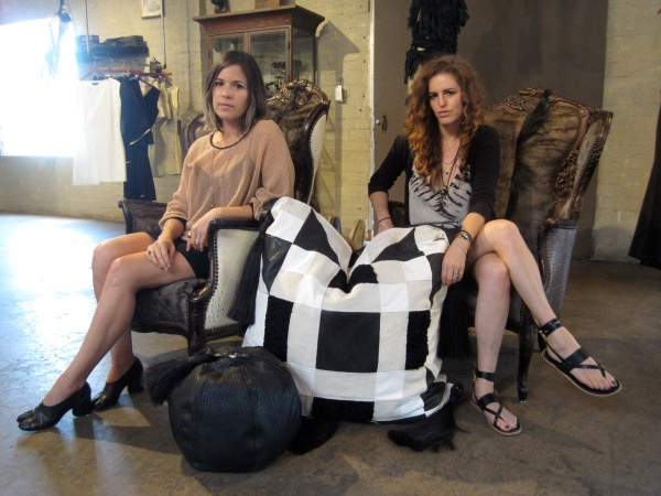 Lisa and Jessica of Texa Collection