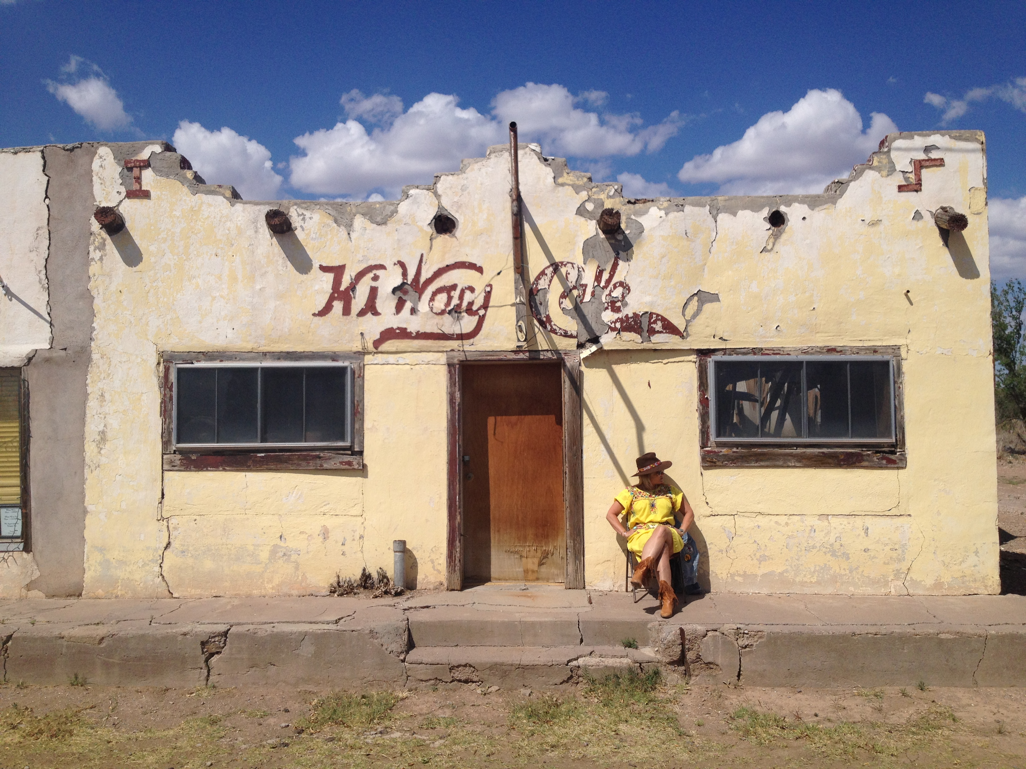 SOUTHWEST PILGRIMAGE: MARFA,TEXAS