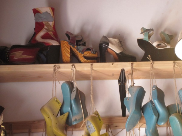 Shoe samples