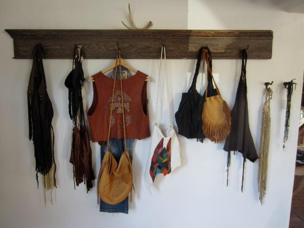 An example of the beautiful work of Heyoka Leather