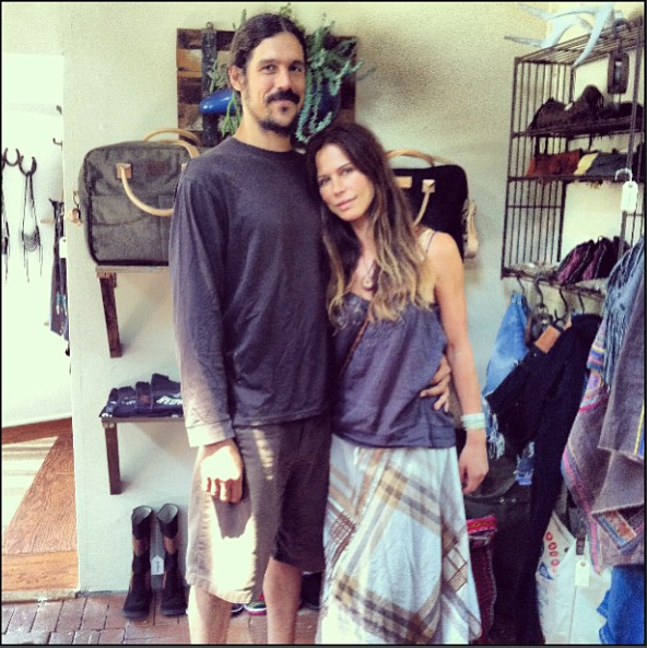 Heyoka's first customers were local Topanga resident's and actress Rhona Mitra and her boyfriend.